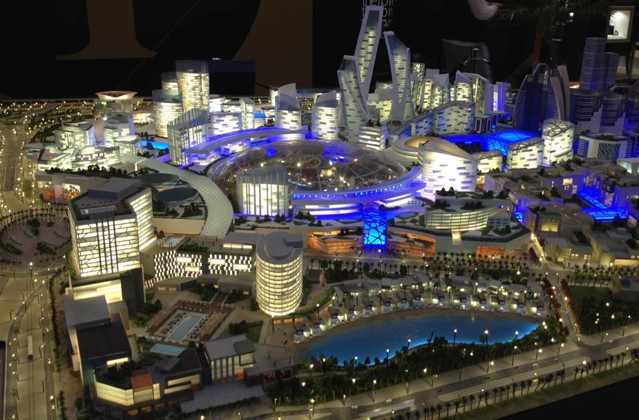 Mall of the World, Dubai, UAE