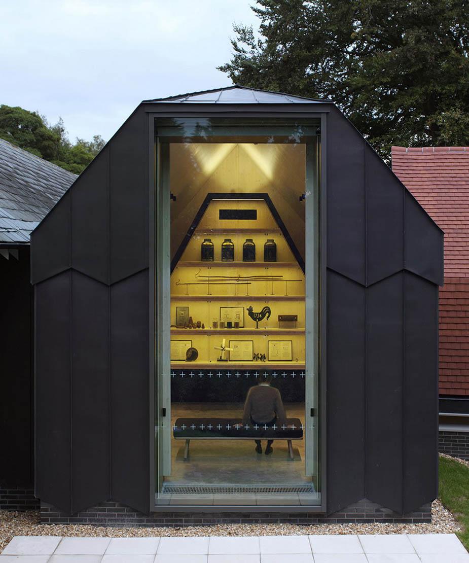 музей прикладного искусства, Дитчлинг, Англия
