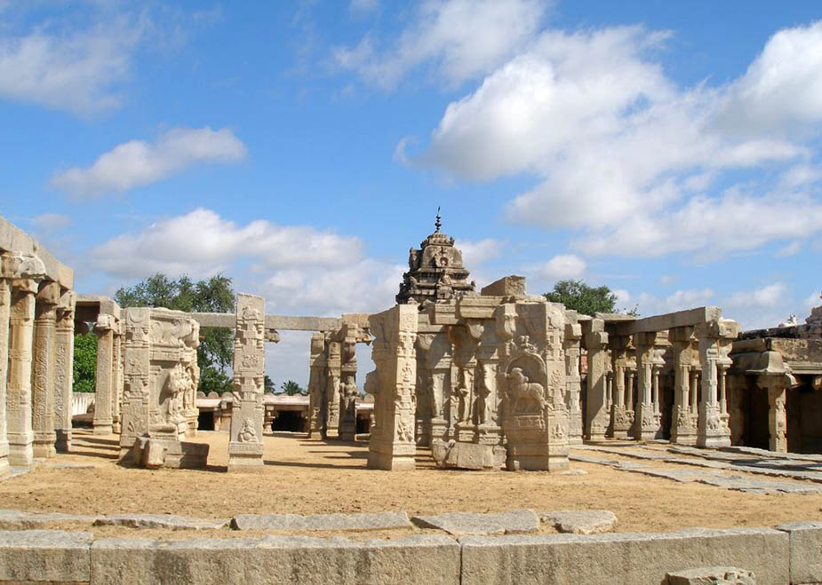 Virabhadra temple, Lepakshi, India