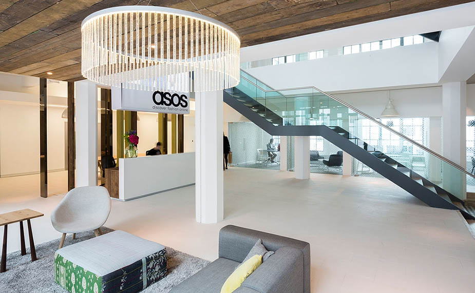 ASOS reception
