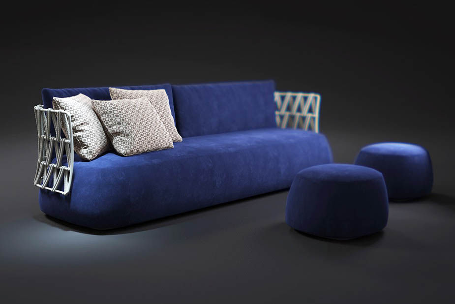 Fat-Sofa Outdoor, BeB Italia