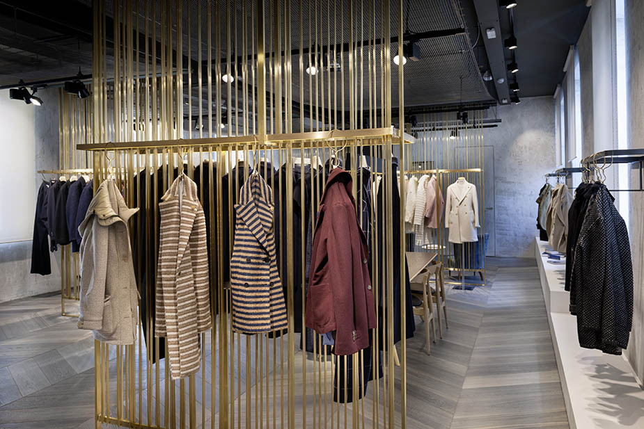 Lardini showroom