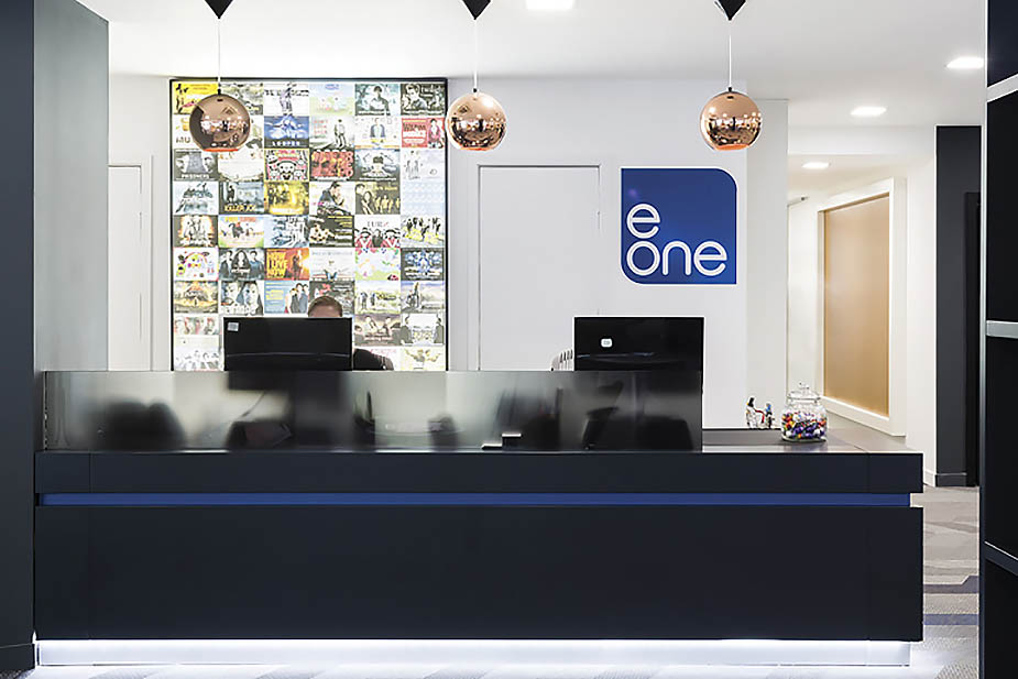 офис Entertainment One