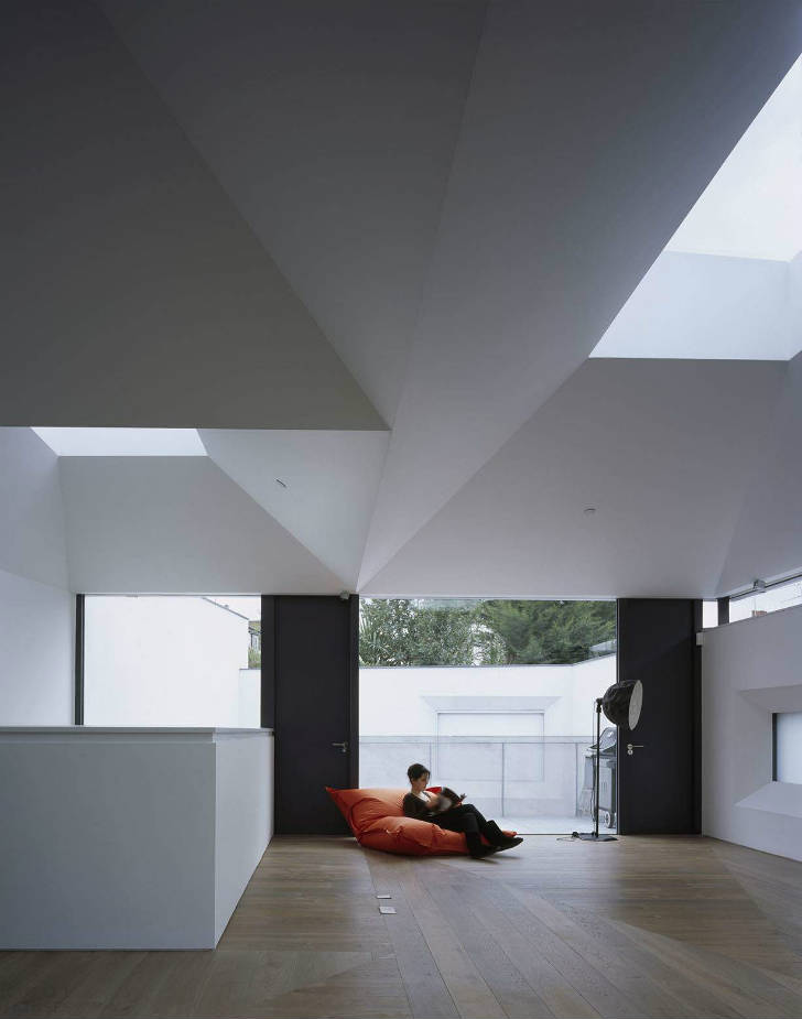 Vaulted House