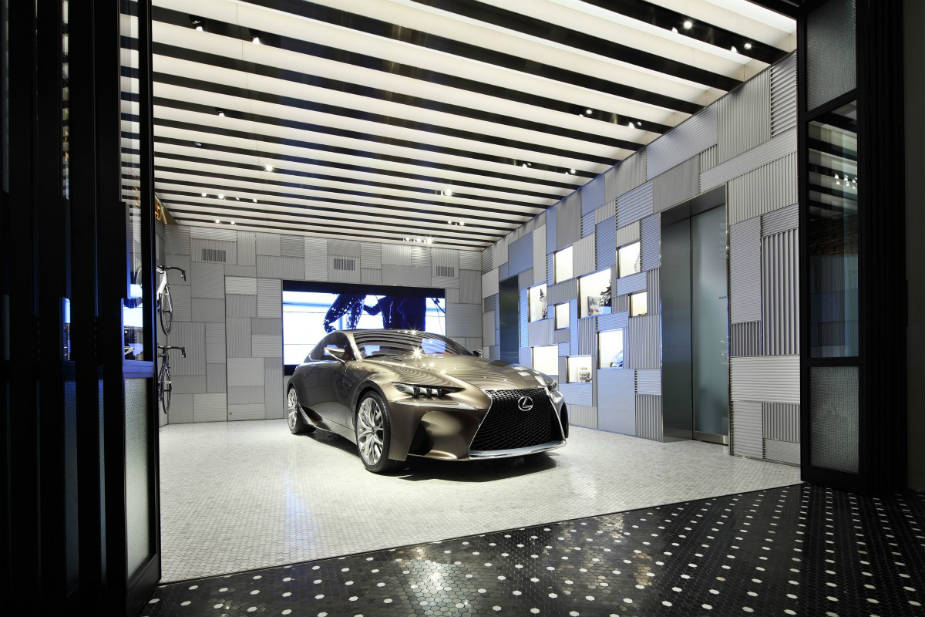 Intersect by Lexus in Tokyo