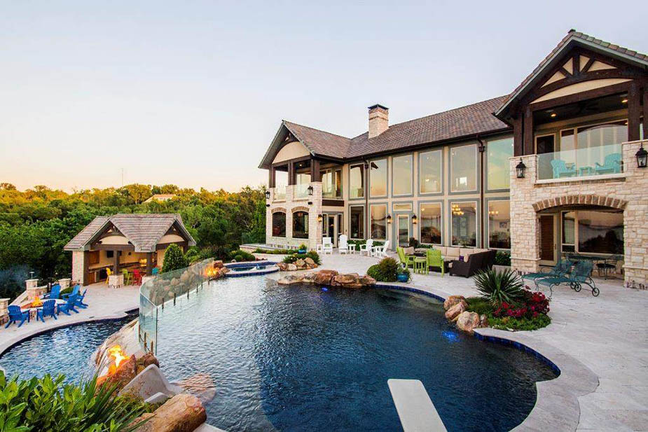 Legacy Lakefront Estate